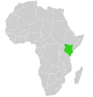 Mount Kenia Karte.Umfassende Landes Geographie Sowie Karte Von Kenia Ostafrika