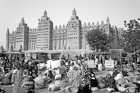 Antiatlas, Marokko, Kasbah