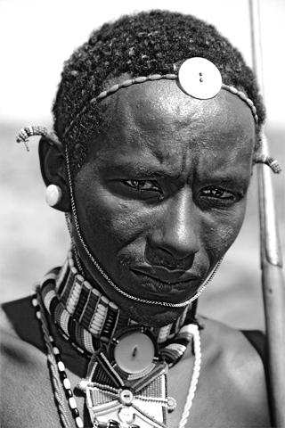 Samburu, Kenia, Afrika