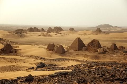 Sudan, Meroe