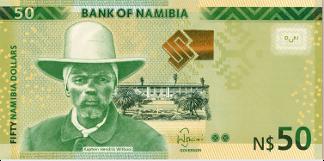 Banknoten Namibia