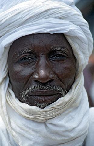 Tuareg Afrika Sahara