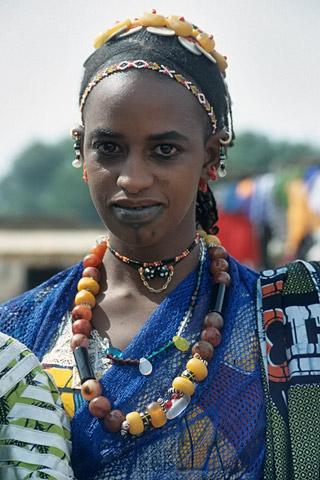 Fulbe Westafrika