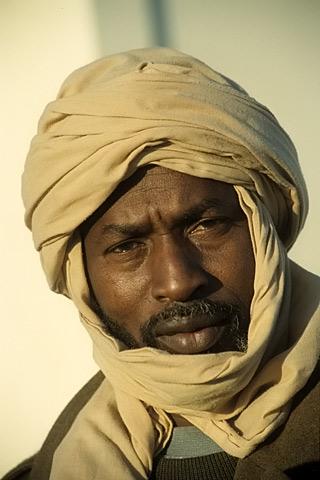 Maure Mauretanien Afrika