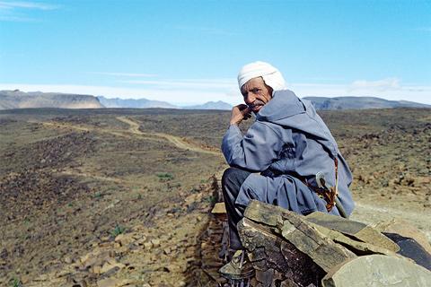 Berber Marokko Afrika