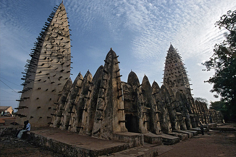 Moschee Burkina Faso Afrika